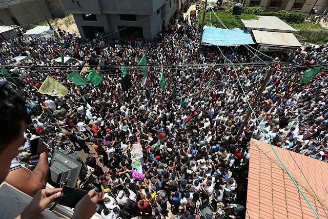 Pemakaman Rizan Syraf Najjar