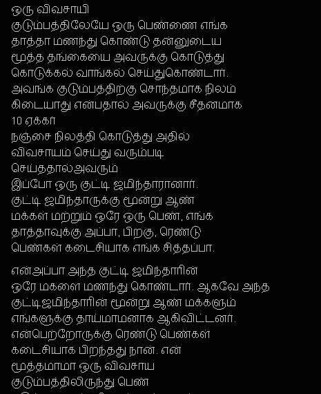 Anni Kathaigal Otha Tamil
