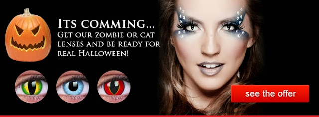 Halloween Promotion Mr Lens Malaysia