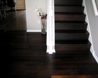 Sàn gỗ tự nhiên chiu liu ấn tượng nhờ màu sắc