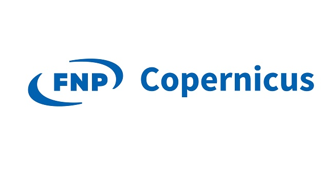 Logo programu Copernicus FNP i DFG