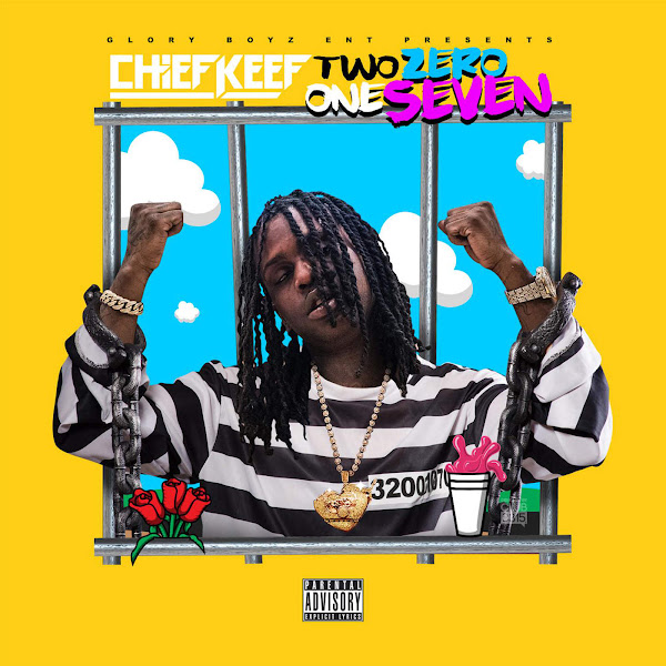 Chief Keef - Two Zero One Seven (Deluxe Edition) Cover