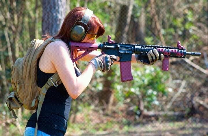 Flaming Zombie Monkeys: Girls N Guns