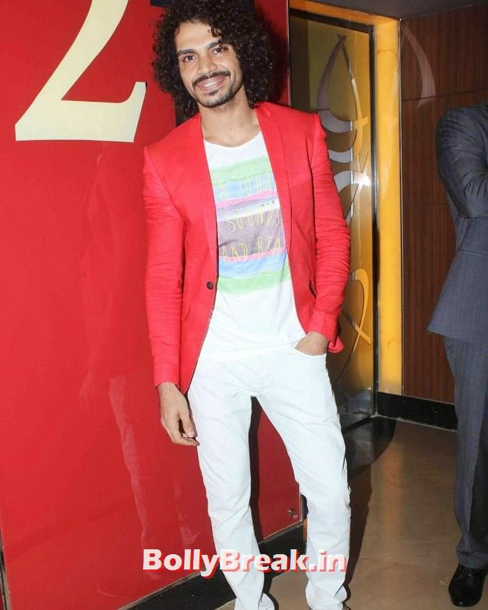 Aadil Chahal, Celebs at 'Roar' Movie First Look Launch