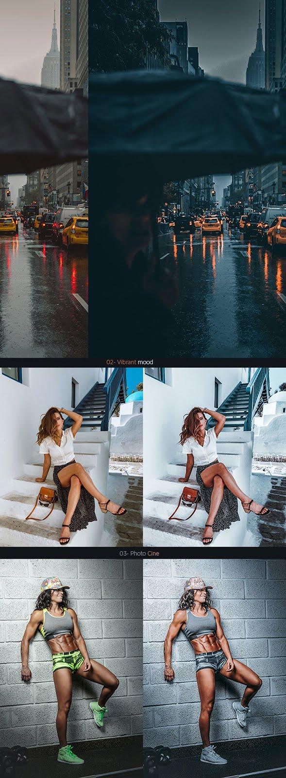 50 Premium Photoshop Actions 26605057 Free