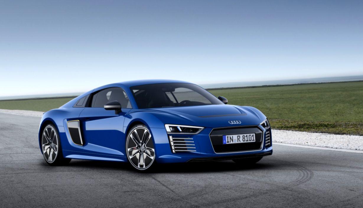 Audi R8 Wallpaper Hd Blue Car Wallpapers Titan
