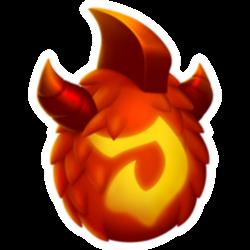 Dragon Gantelet (Oeuf)