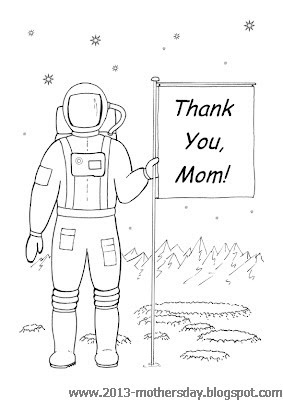Wallpaper Free Download: Happy Mothers Day Coloring Pages 2013