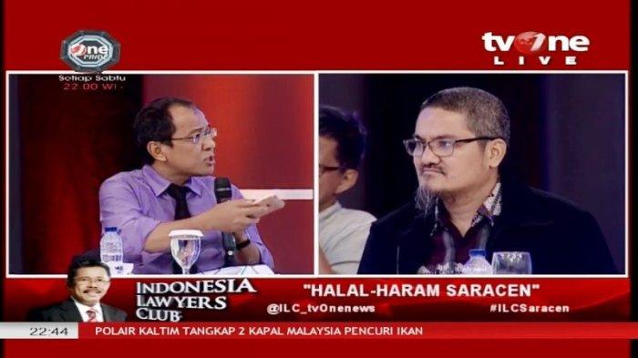 Jonru Mengakui Sendiri Postingannya Terkait Orangtua Jokowi