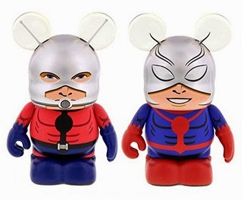 Ant-Man Marvel Vinylmation Eachez Vinyl Figures by Disney