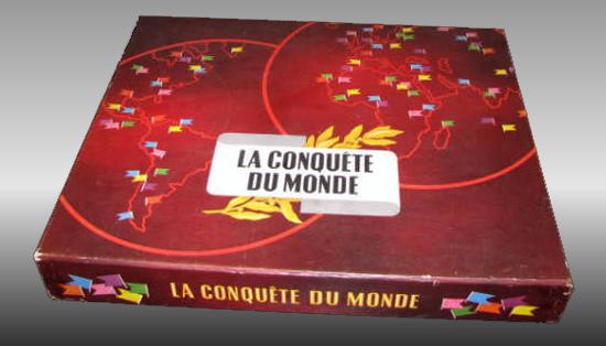La Conquête du Monde, box