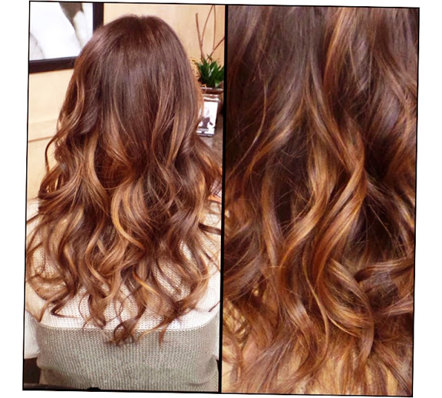 Balayage Highlights Photo Picture