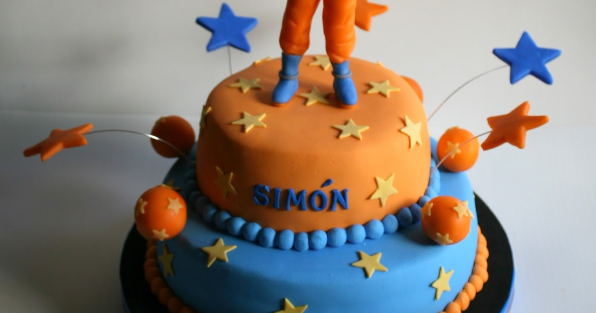 Simon Birthday Cake