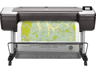 Download HP DesignJet T1700 drivers