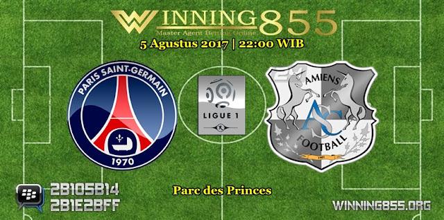 Prediksi Skor PSG vs Amiens