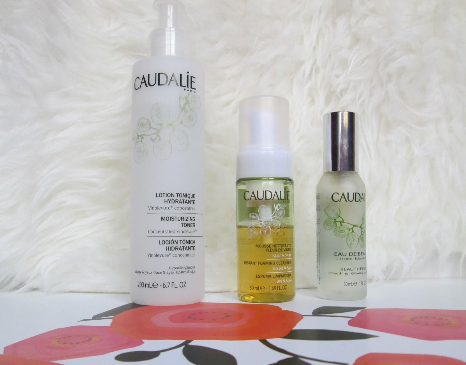 Audrey Caudalie Cilt Ve Makyaj Temizleme ürünleri Incelemesi