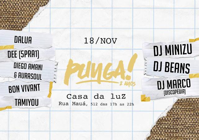 A-team apresenta: Punga #010 edição de aniversário