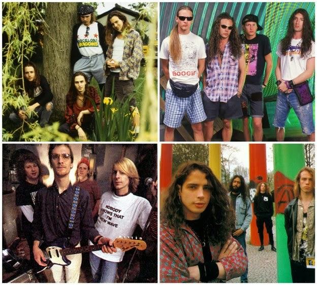 bandas grunge