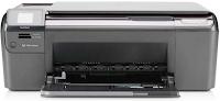 HP Photosmart C4700 Series ink Driver & Software Download