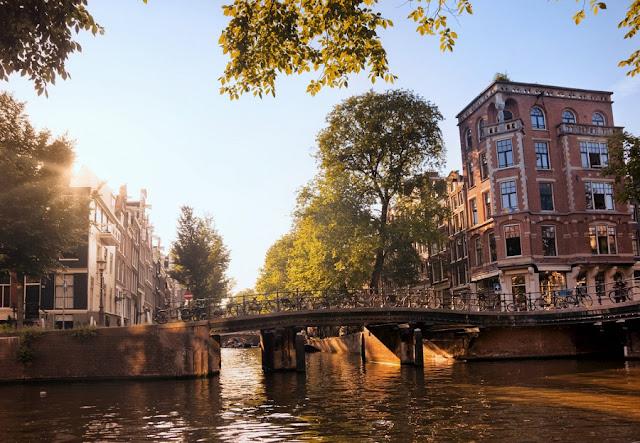 Jordaan em Amsterdã