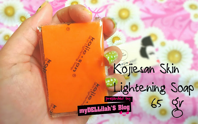 Kemasan Kojiesan Skin Lightening Soap