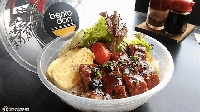 Bentodon, Japanese Food Delivery Service,