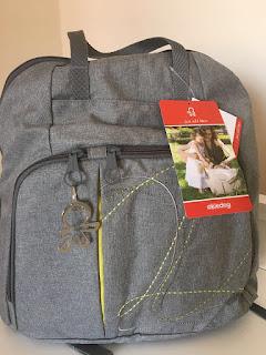 okiedog anne bebek çantası