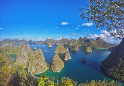 6 Places in Indonesia The Foreign Similar