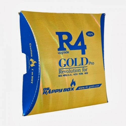 R4i 3ds and Gateway 3ds Card: How to Set Up R4i-Gold Pro