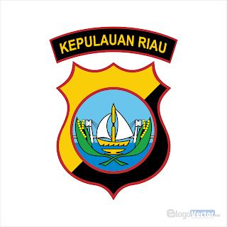 Polda Kepulauan Riau Logo vector (.cdr)