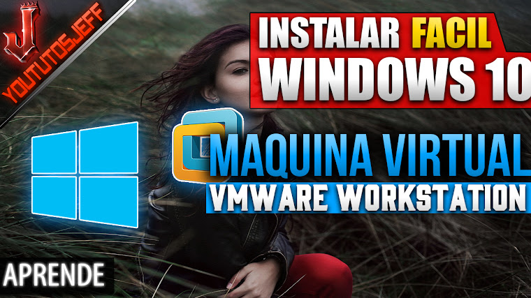 Como instalar Windows 10 en una máquina virtual | Vmware Workstation