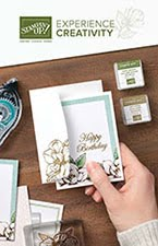 Stampin' Up Beginners Brochure