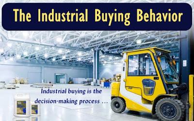 The Industrial Buying Behavior