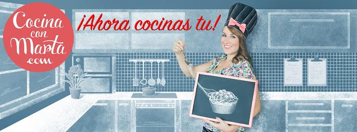 Cocina con Marta Recetas fciles rpidas y caseras