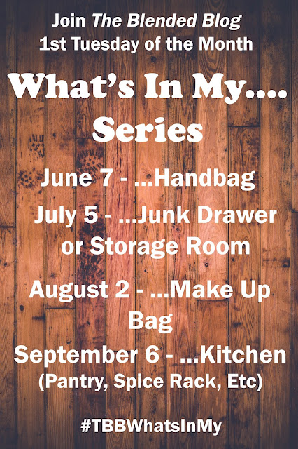 what's in my... series