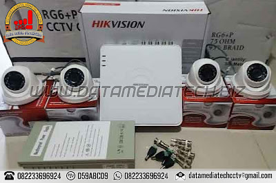 Paket CCTV HIK VISION