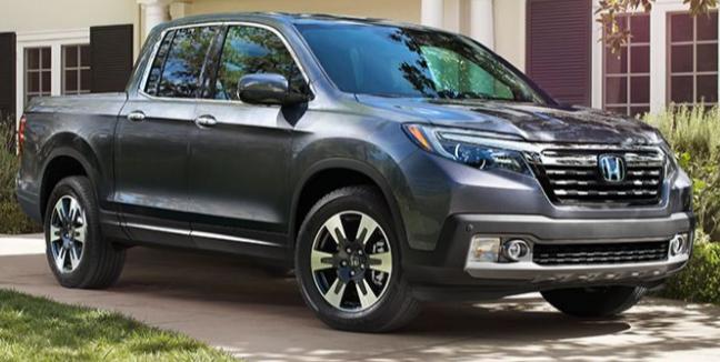 2018 Honda Ridgeline Specs and Review