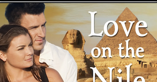 Blog tour spotlight, with extract/giveaway: Love on the Nile by Ellie Gray