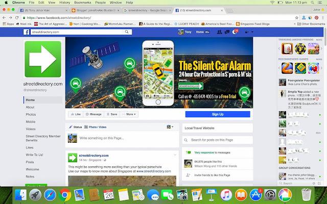 Streetdirectory.com-Stole-Johor-Kaki-Video