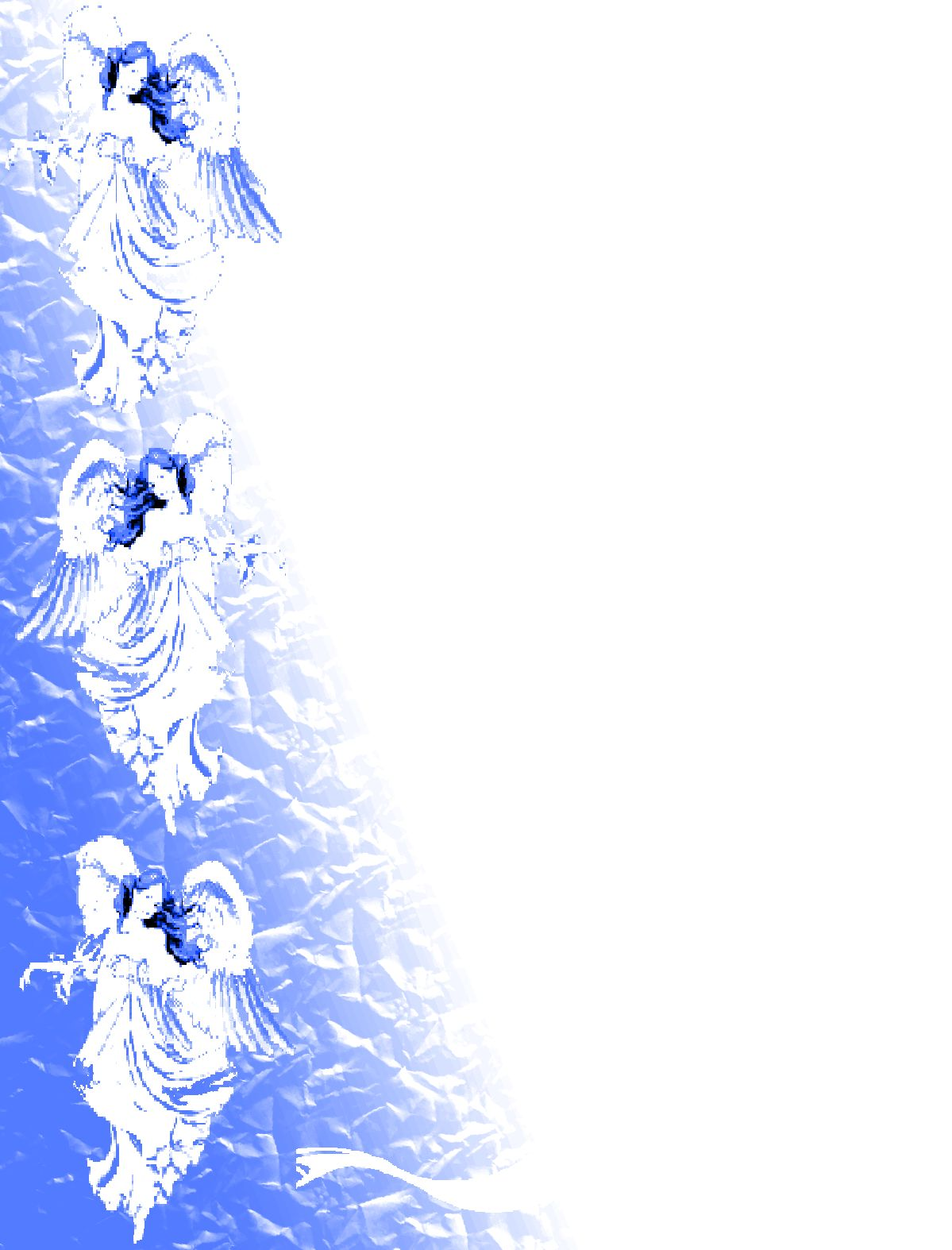 Christian Images In My Treasure Box Angel Borders