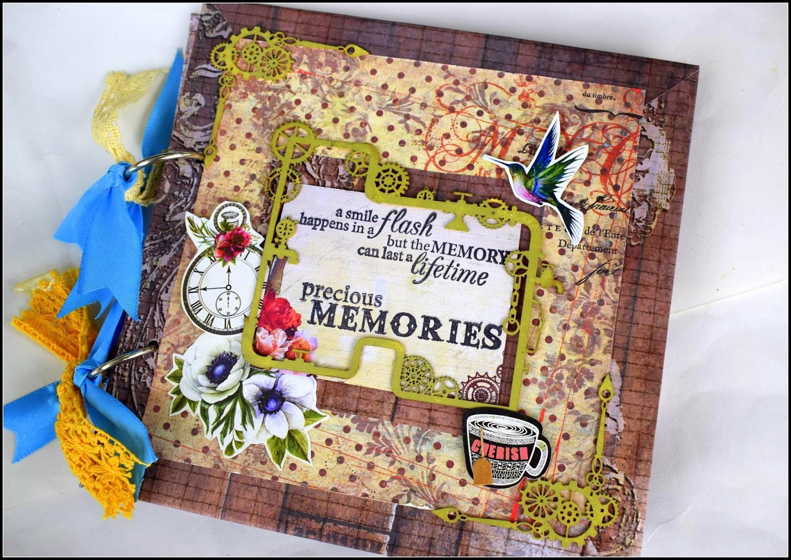 farewell scrapbook template.html