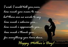 Mother's Day Messages for Cards greetings with wishes