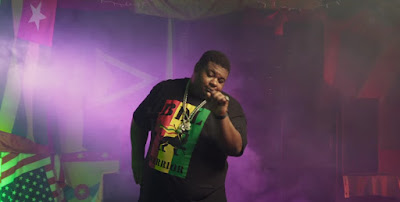Big Narstie Teaches Us How To Do The BDL Skank