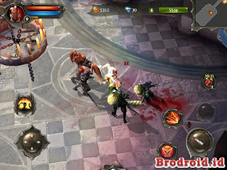 Dungeon Hunter 4 v2.0.0f MOD APK+DATA