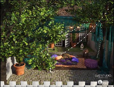 Boho Garden