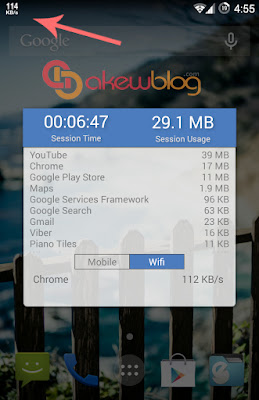 Internet Speed Meter v1.4.10 Premium APK