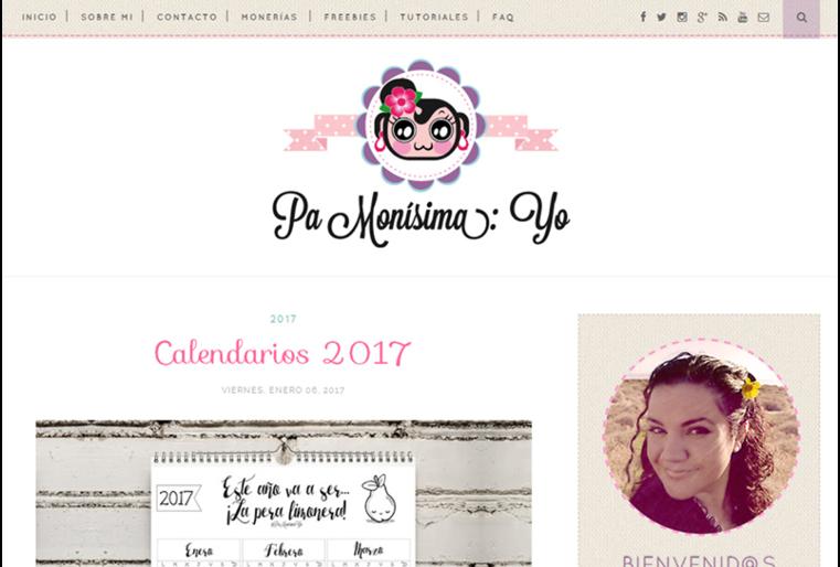 blog pamonisima yo
