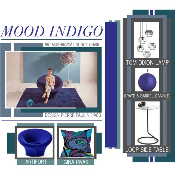 The Home Advantage - Mood Indigo www.toyastales.blogspot.com #ToyasTales