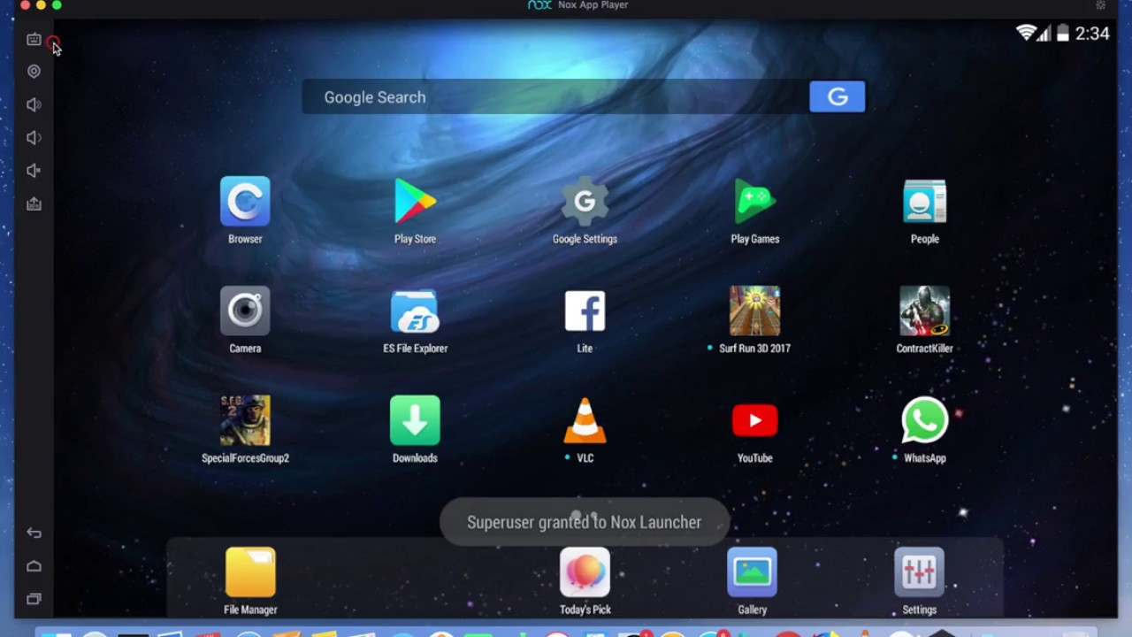 download nox android emulator for windows 10