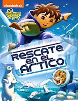 pelicula Go Diego Go. Rescate en el ártico